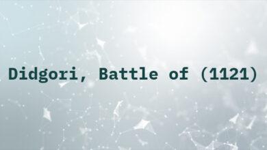 Didgori, Battle of (1121)