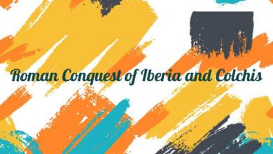 Roman Conquest of Iberia and Colchis