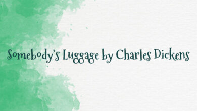 Somebody's Luggage by Charles Dickens