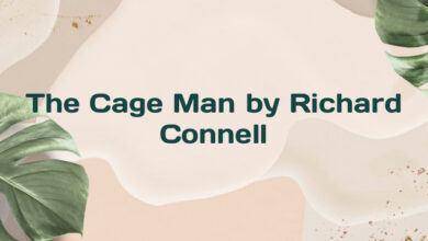 The Cage Man by Richard Connell
