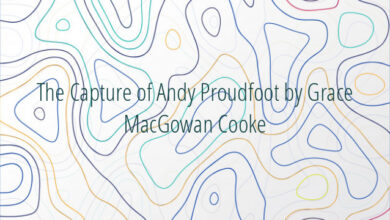 The Capture of Andy Proudfoot by Grace MacGowan Cooke