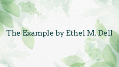 The Example by Ethel M. Dell