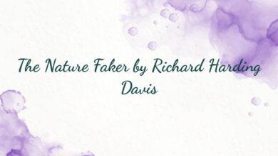 The Nature Faker by Richard Harding Davis