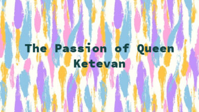 The Passion of Queen Ketevan