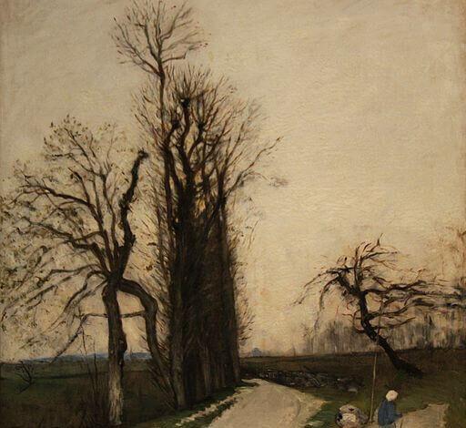 Carl Fredrik Hill, Autumn, 1877