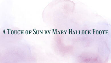 A Touch of Sun by Mary Hallock Foote
