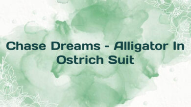 Chase Dreams – Alligator In Ostrich Suit