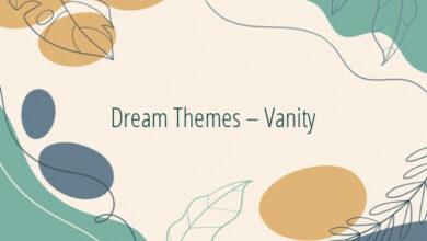 Dream Themes – Vanity