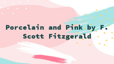Porcelain and Pink by F. Scott Fitzgerald