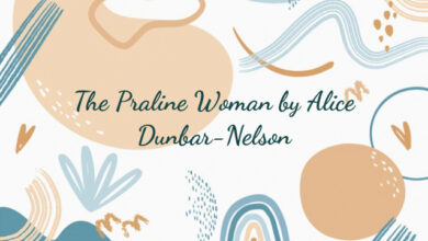 The Praline Woman by Alice Dunbar-Nelson